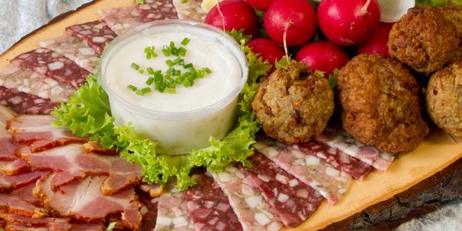 Bayerische Brotzeit, Paryservice & Catering Sommerkorn