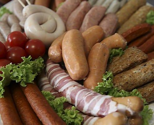 Sommerkorn Catering & Partyservice München - Würste und mehr für den Grill