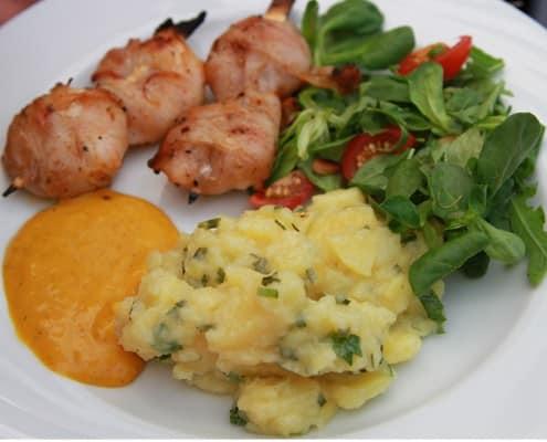 Partyservice und Catering Sommerkorn München - Guten Appetit