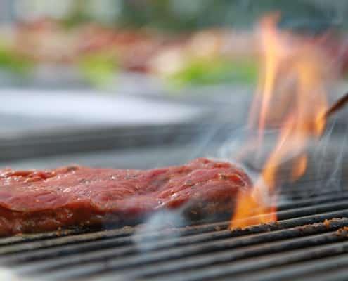Partyservice und Catering Sommerkorn München - Fleisch ist mein Gemüse