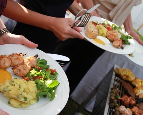 frisch vom Grill - Partyservice und Catering Sommerkorn München