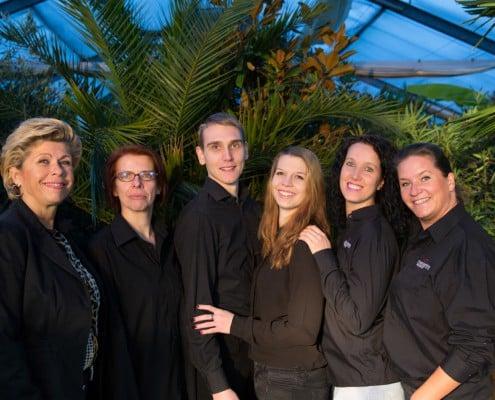 Palmenhaus München - das Team