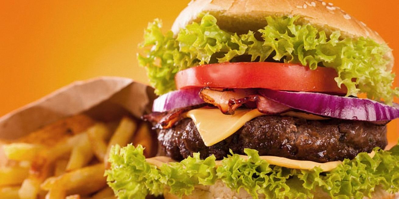 Buffet Burger Spezial