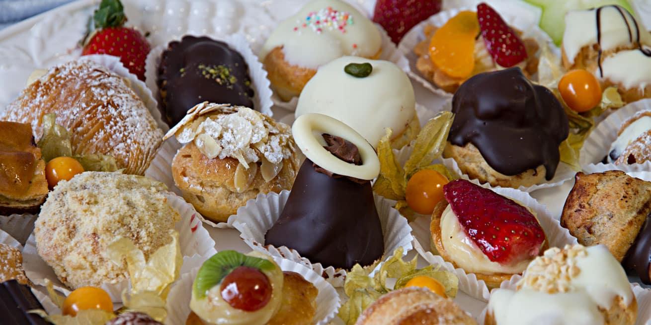 Sommerkorn´s Dessert-Variationen