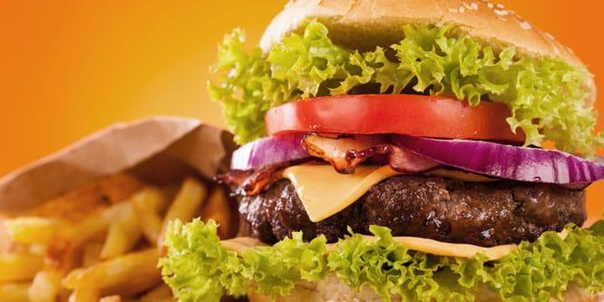 Burger Spezial Buffet