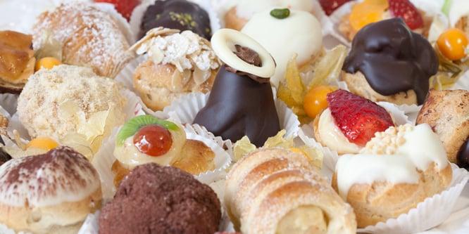 Dessert Variationen Paryservice & Catering Sommerkorn