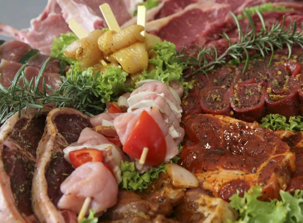 Sommerkorn Catering & Partyservice München -Bayerisches Grillbuffet Exclusiv