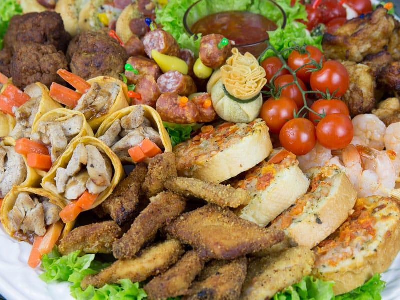 Fingerfood gemischt, Catering München