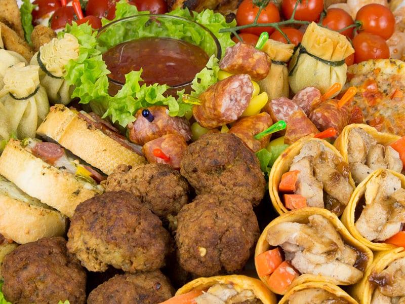 Fingerfood - Wraps und mehr, Catering München