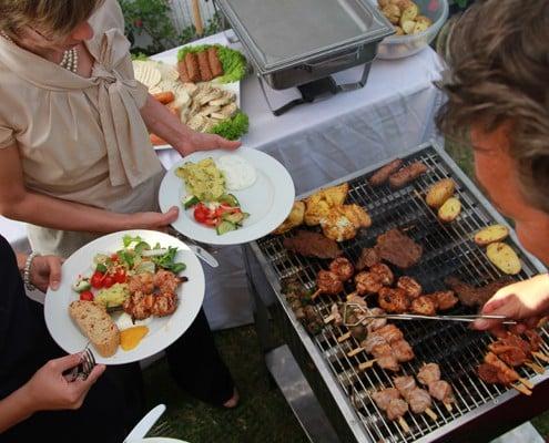 Partyservice und Catering Sommerkorn München Grill
