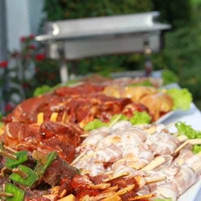 Partyservice und Catering Sommerkorn München - Grillbuffet