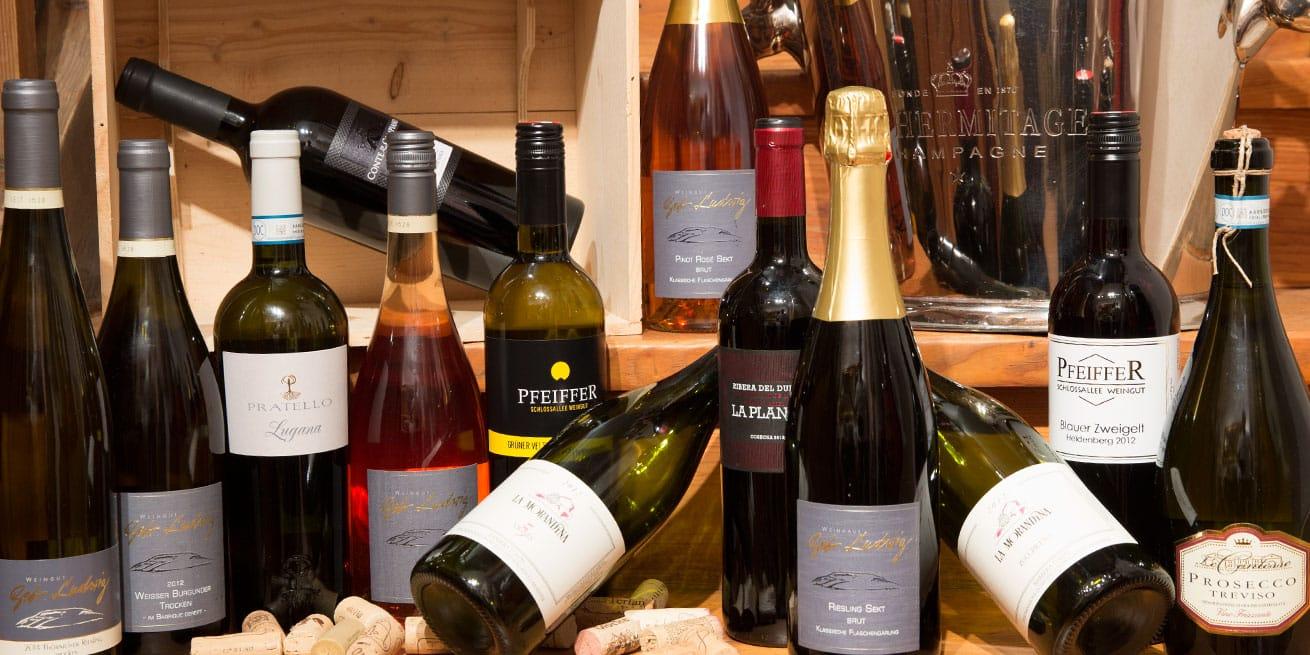 Wein, Weine, Catering München, Partyservice München