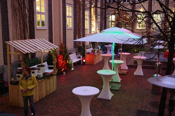 Weihnachts-Catering München, Paryservice München